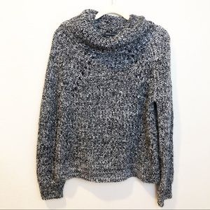 Kendell & Kylie Oversized Chunky Sweater